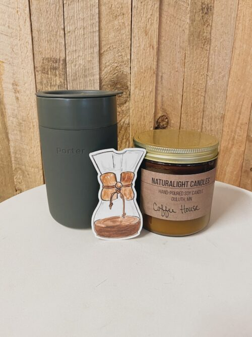 Naturalight candles. Hand poured soy candle made in duluth, mn.